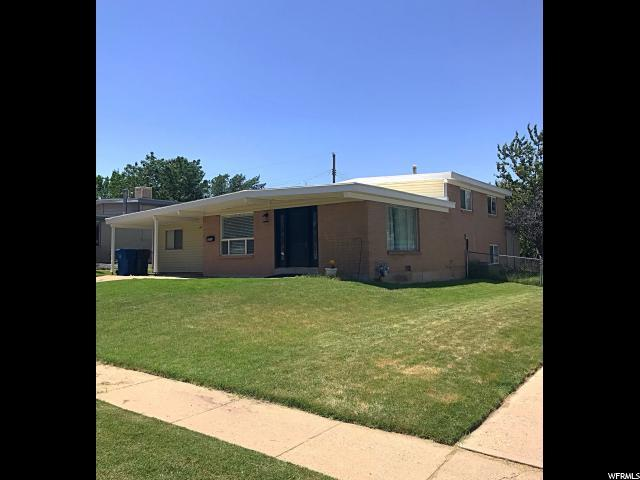 4361 S 900 E, South Ogden, UT 84403 (#1531650) :: goBE Realty