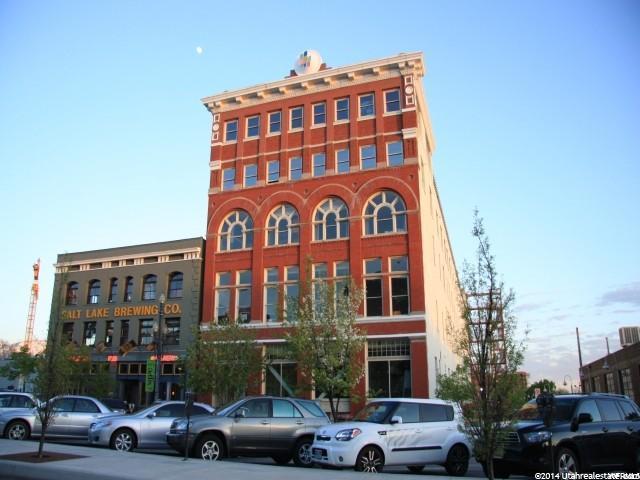 159 W Broadway S #409, Salt Lake City, UT 84101 (#1531924) :: Red Sign Team