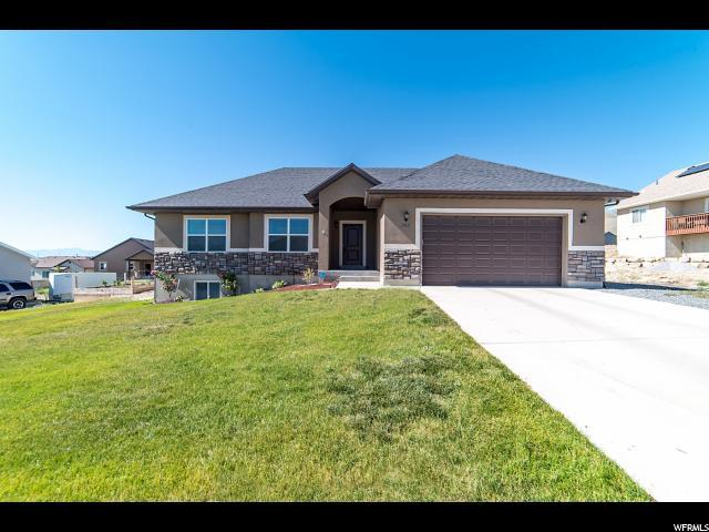 343 W Lariat Blvd, Saratoga Springs, UT 84045 (#1531978) :: The Fields Team