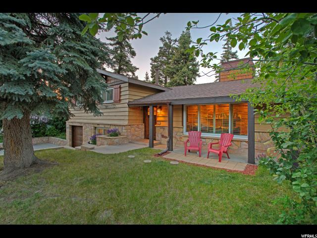 740 Aspen Dr, Park City, UT 84098 (#1532310) :: The Fields Team