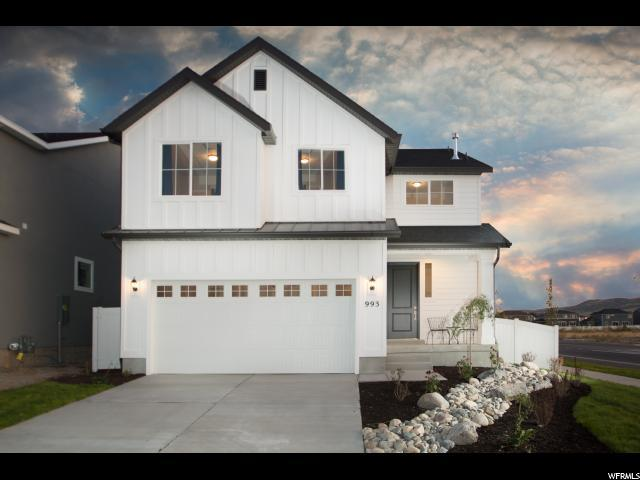 993 W Mckenna Rd S #151, Bluffdale, UT 84065 (#1532330) :: Big Key Real Estate
