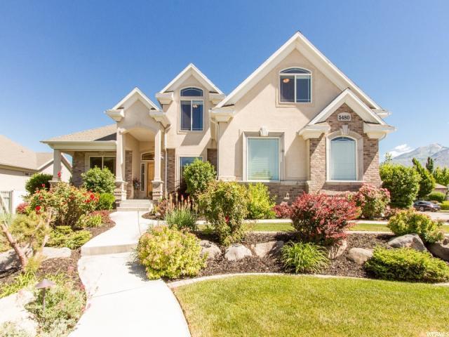 5480 W 10600 N, Highland, UT 84003 (#1532467) :: Big Key Real Estate