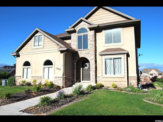 2828 S Cottontail Loop W, Saratoga Springs, UT 84045 (#1532524) :: RE/MAX Equity