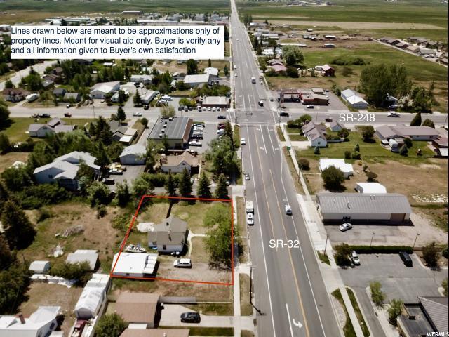 125 S Main St, Kamas, UT 84036 (MLS #1532634) :: High Country Properties