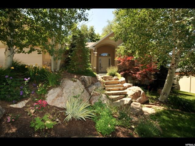 1111 E Bench View Dr, Ogden, UT 84404 (#1532775) :: The Fields Team