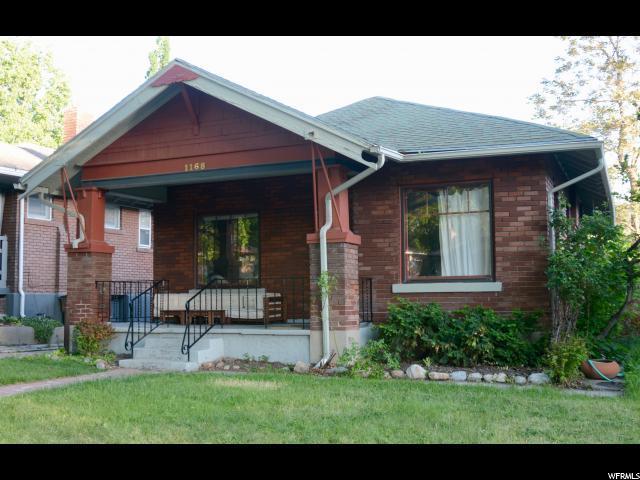1168 E Sherman Ave, Salt Lake City, UT 84105 (#1533347) :: Exit Realty Success