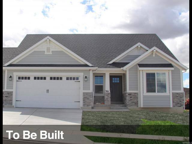 1262 W 170 S #32, Spanish Fork, UT 84660 (#1533390) :: Big Key Real Estate