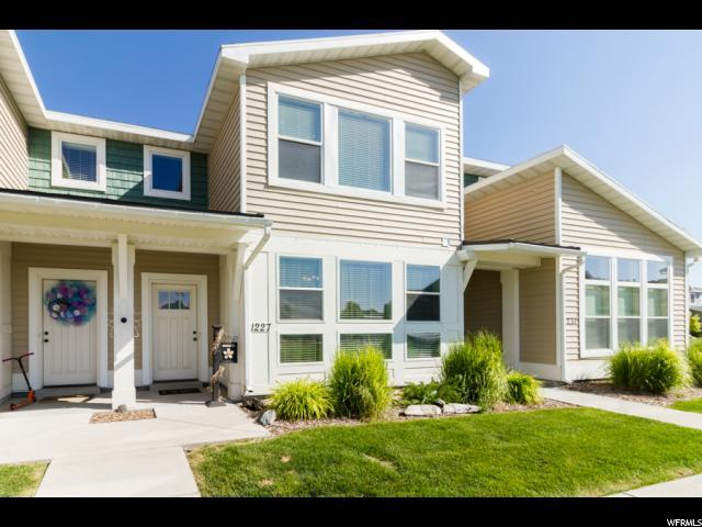 1227 W 2395 S, Nibley, UT 84321 (#1533443) :: Red Sign Team