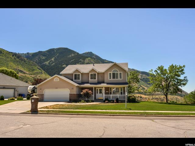 1321 E 2850 N, North Ogden, UT 84414 (#1533450) :: goBE Realty