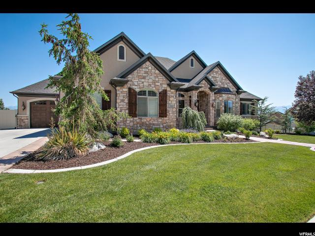 2626 S Colt Dr W, Saratoga Springs, UT 84045 (#1533482) :: Exit Realty Success