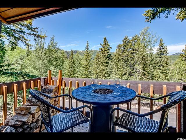 7987 Ridgepoint Trl #106, Park City, UT 84060 (#1533932) :: Powerhouse Team | Premier Real Estate
