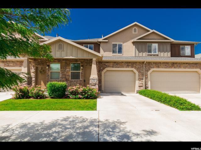 906 W Village Bend Ln, Midvale, UT 84047 (#1533971) :: goBE Realty