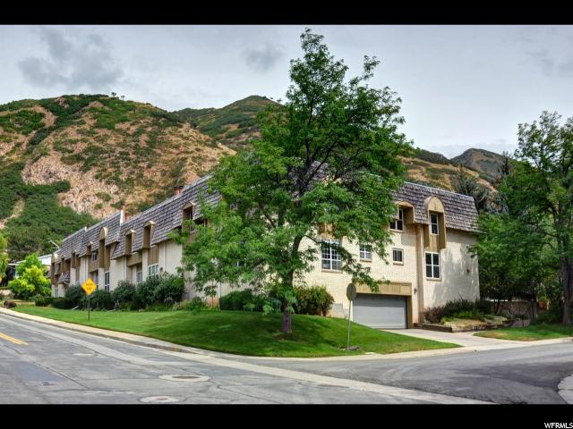 3000 E Kennedy Dr #5, Salt Lake City, UT 84108 (#1534222) :: Bustos Real Estate | Keller Williams Utah Realtors