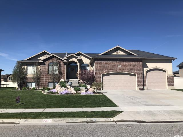 2427 N 2575 W, Farr West, UT 84404 (#1535153) :: RE/MAX Equity