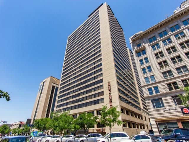 48 W 300 S #1402, Salt Lake City, UT 84101 (#1535154) :: Bustos Real Estate | Keller Williams Utah Realtors