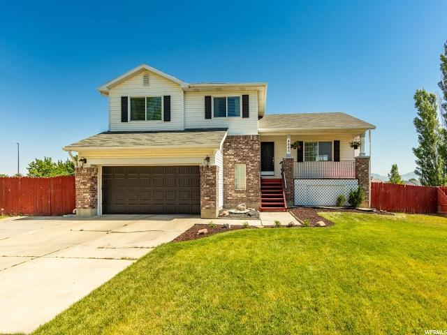 4642 W Travis Ln, West Jordan, UT 84088 (#1535353) :: RE/MAX Equity