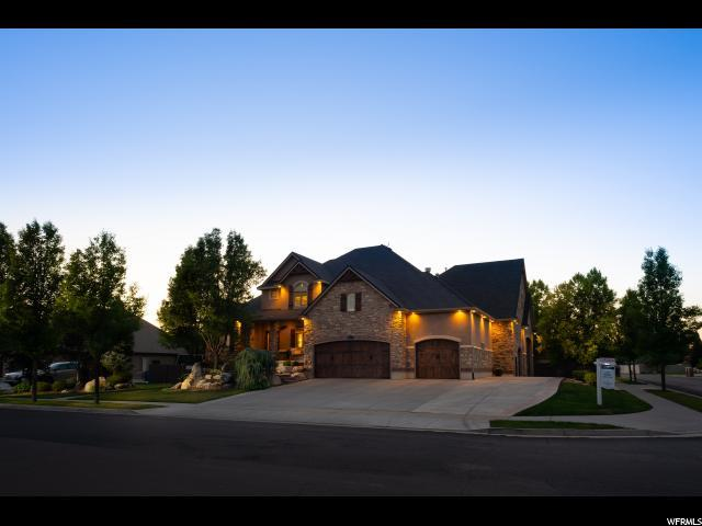 906 W Mill Shadow Dr, Kaysville, UT 84037 (#1535375) :: Exit Realty Success