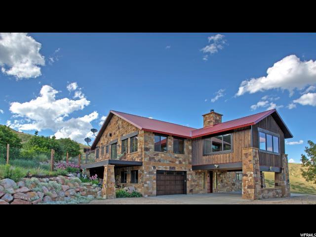 1784 Kent Canyon Dr #2, Wanship, UT 84017 (MLS #1535409) :: High Country Properties