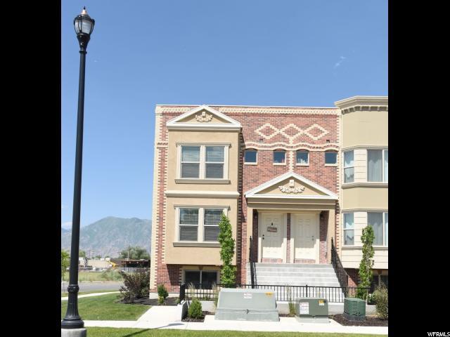 313 W Parkview Ln #1, Spanish Fork, UT 84660 (#1535786) :: goBE Realty