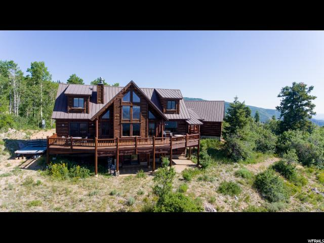 2520 Forest Meadow Rd, Wanship, UT 84017 (MLS #1536098) :: High Country Properties