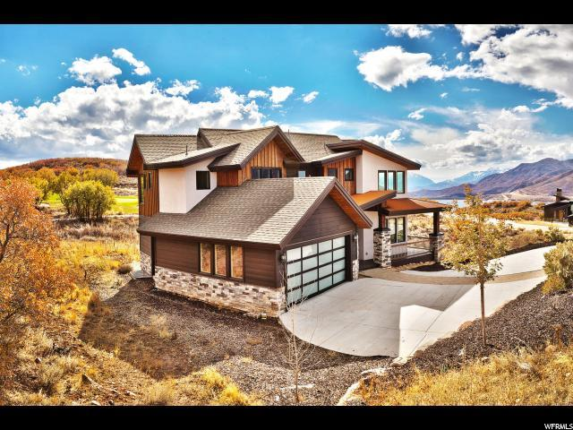 1135 E Lasso Trl, Hideout, UT 84036 (#1536358) :: Big Key Real Estate