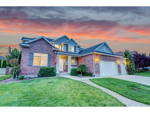 309 E Love Ln, Lehi, UT 84043 (#1536515) :: Action Team Realty
