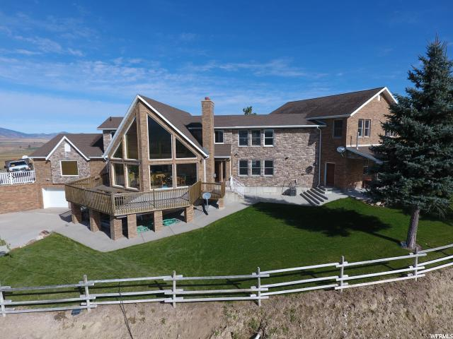 6848 E Post Hollow Rd, Thatcher, ID 83283 (#1536574) :: Eccles Group