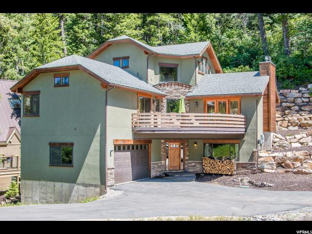 110 St. Moritz Strasse, Park City, UT 84098 (#1536616) :: The Fields Team