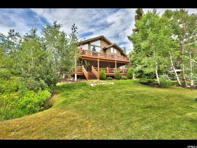 7708 Pinebrook Rd, Park City, UT 84098 (MLS #1536704) :: High Country Properties
