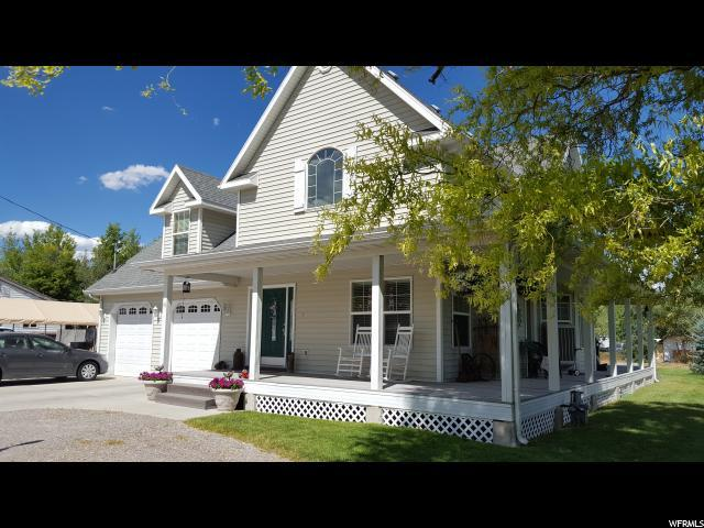 65 S Center, Midway, UT 84049 (MLS #1537041) :: High Country Properties
