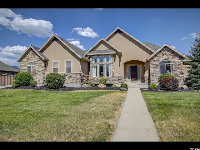 743 S Cobblestone Dr, Heber City, UT 84032 (#1537165) :: The Fields Team