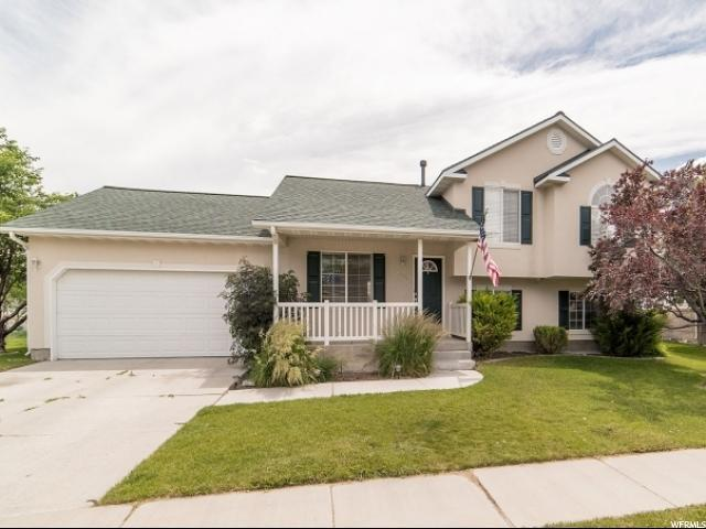 3834 N Winter Way, Eagle Mountain, UT 84005 (#1537305) :: RE/MAX Equity