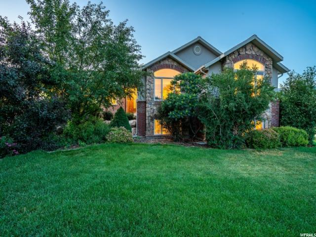 3672 E 3300 N, Liberty, UT 84310 (#1537410) :: Keller Williams Legacy