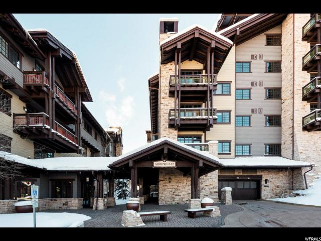 8886 Empire Clb #306, Park City, UT 84060 (#1537459) :: Big Key Real Estate