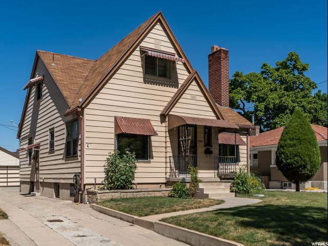 2534 S Alden St E, Salt Lake City, UT 84106 (#1537664) :: Bustos Real Estate | Keller Williams Utah Realtors