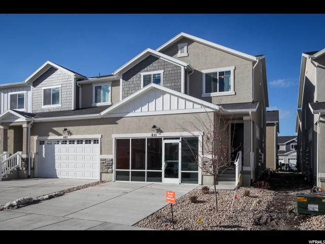 611 N Glenwilde Rd #117, Orem, UT 84058 (#1537669) :: Red Sign Team