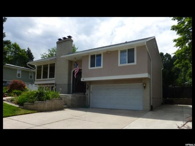 13 W 3300 S, Bountiful, UT 84010 (#1538029) :: Exit Realty Success