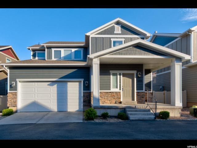 5403 W Cherry Breeze Ct S, Herriman, UT 84096 (#1538059) :: goBE Realty
