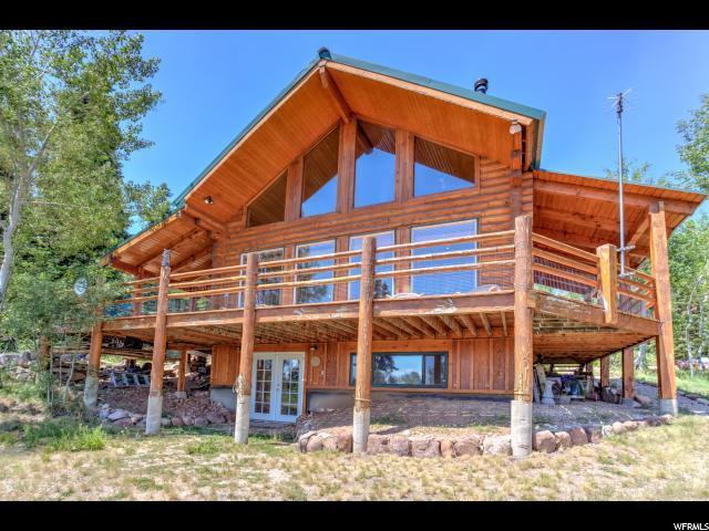 2614 Crow Loop, Wanship, UT 84017 (MLS #1538065) :: High Country Properties