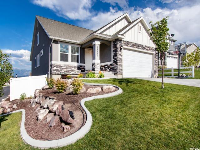 14443 S Chrome Rd, Herriman, UT 84096 (#1538091) :: The Fields Team
