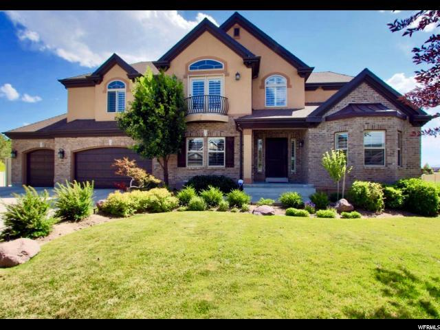 3233 N Clay Ct, Lehi, UT 84043 (#1538151) :: Action Team Realty