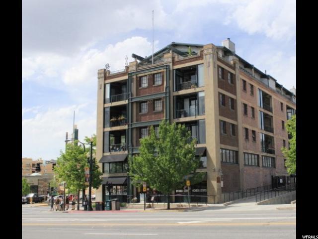 380 W 200 S #301, Salt Lake City, UT 84101 (#1538157) :: Red Sign Team