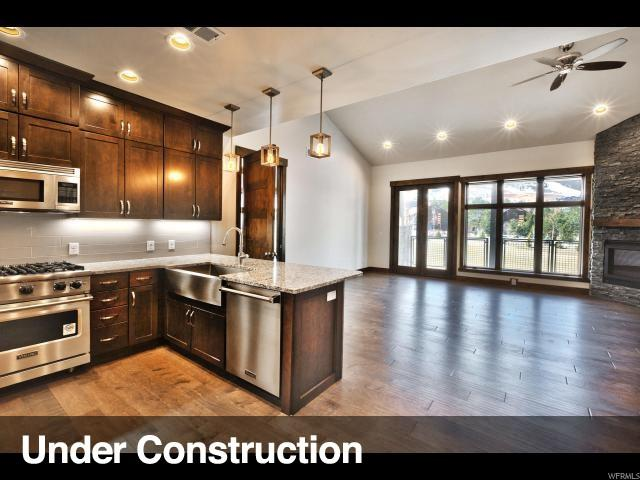 3751 Blackstone Dr 3E, Park City, UT 84098 (MLS #1538691) :: High Country Properties