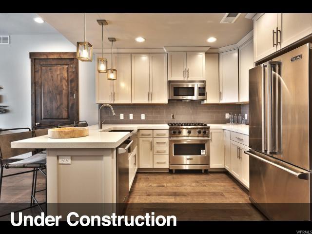 3751 Blackstone Dr 2B, Park City, UT 84098 (MLS #1538697) :: High Country Properties