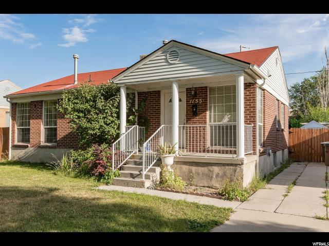 1155 W Lafayette Dr., Salt Lake City, UT 84116 (#1538725) :: Eccles Group