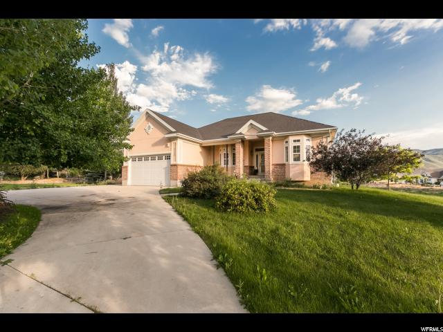 3130 E Horse Thief Dr, Heber City, UT 84032 (#1538778) :: Keller Williams Legacy