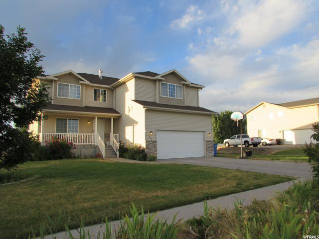 333 W 3400 S, Nibley, UT 84321 (#1538845) :: Action Team Realty