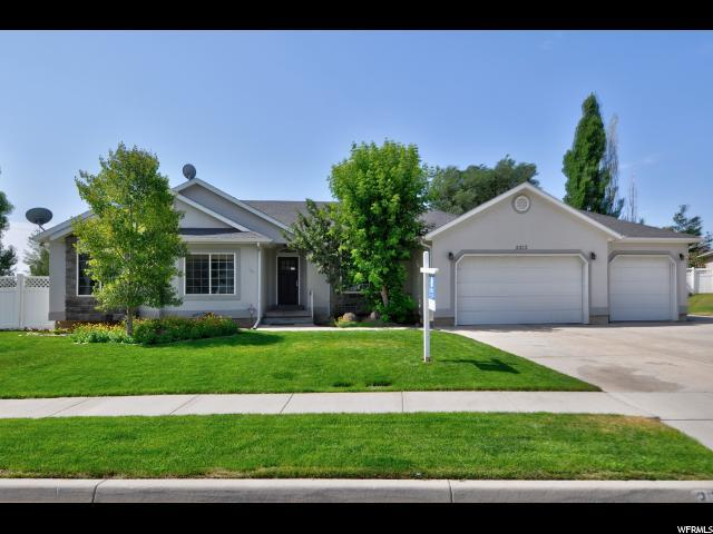 3513 W Winding Creek Cv, Riverton, UT 84065 (#1538854) :: KW Utah Realtors Keller Williams