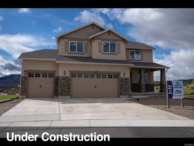 737 W Mason Ct N #205, Saratoga Springs, UT 84045 (#1538878) :: The Utah Homes Team with iPro Realty Network
