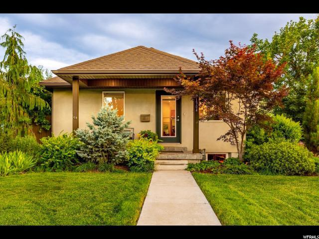 1304 E Claybourne Ave S, Salt Lake City, UT 84106 (#1539009) :: Bustos Real Estate | Keller Williams Utah Realtors